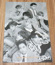 NCT127 NCT 127 SMTOWN MUSEUM OFFICIAL GOODS POSTCARD POST CARD SEALED