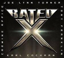 Rated X - Rated X (Joe Lynn Turner, Carmine Appice, Tony Franklin,Karl Cochran)