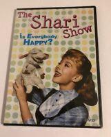 The Shari Show Is Everybody Happy DVD Lamb Chop New