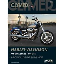 2006-2011 Harley FXD Dyna Super Wide Glide Repair Service WorkShop Manual M254