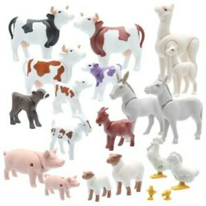 Playmobil Far Animal Park Farm Petting Zo Farm Animal Animals