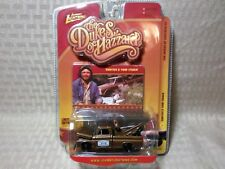 Johnny Lightning The Dukes of Hazzard 1/64 Cooter's Tow Truck Brown 1965 Chevy