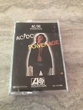 AC / DC ~ Powerage ~ Cassette Tape