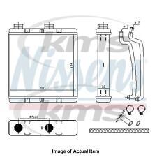 New Genuine NISSENS Heater Radiator Matrix 707173 Top Quality