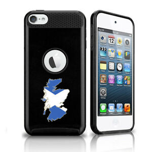 For Apple iPod Touch 5th 6th Shockproof Hard Case Cover Scotland