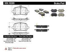 Disc Brake Pad Set-Rear Disc Front Stoptech 309.10280