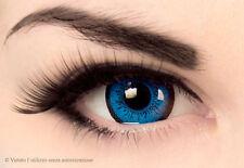 COSPLAY HALLOWEEN DISCOTECA - Lenti colorate - DOLLY EYE - Blu