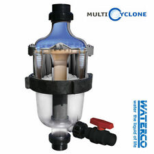 MultiCyclone Centrifugal Filters