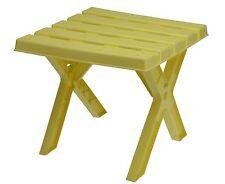 Stuhl für Kinder in Grün