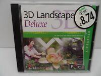 3D Landscape 2 Deluxe CD Rom
