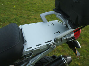 BMW 1200 GS rear seat luggage cargo tray rack. REDUCED BY £20 !