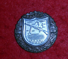 ZC10 Czech Chechoslovakia military proficiency badge for light machine gun, 2nd