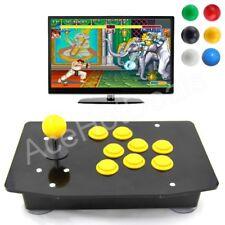 Fully Personalizado Acrílico Pc Arcade Juegos USB Joystick Controlador con Cable