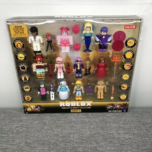 Roblox Toys Series 4 Celebrity Collection 12 Exclusive Virtual Items