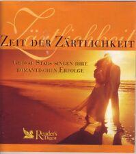 Zeit Der Zärtlichkeit -   Readers Digest   5 CD Box   ( ohne Booklet )