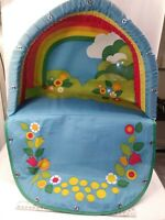 Vintage Color Cottage Rainbow Brite House VHTF (LOT #2)