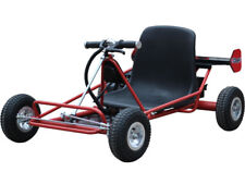 MotoTec Solar Electric Go Kart 24v 350W Red Mt-04 2 Hour Run Time