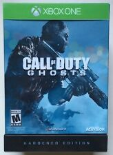 Call of Duty Ghost Hardened Edition (Xbox One) Rare US Steelbook Region Free