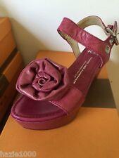 "Fab K&S ""Shilo"" ladies pink platforn sandals, EU 41, RRP £129.00, BNIB"