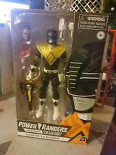 New listing Power rangers lightning collection Dragon Shield black ranger