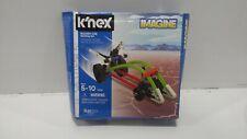 K'nex Rocket Car Building Set (x2) *Damaged Box*