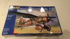 1/32 Revell Westland Lysander Mk I/III
