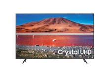 "SAMSUNG TV LED UE50TU7172 50"" ULTRA HD 4K SMART TV BLACK"