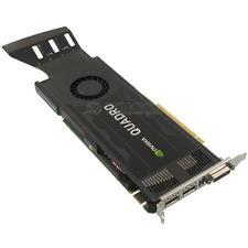 HP Grafikkarte Quadro K4000 3GB 1xDVI 2xDP - 713381-001