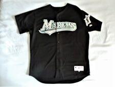 Majestic Florida Marlins Dontrelle Willis authentic Jersey sz 54 2XL XXL  Miami a9d44b8e1