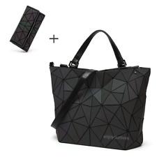 Handbag + Shoudler Bag Women Color Changeable Holographic Bags Purse Discount!