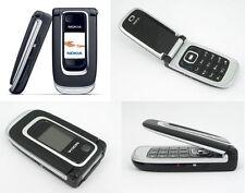 Estado Nuevo Nokia 6131-Solo teléfono Negro (Desbloqueado) Teléfono Móvil Flip FOLD