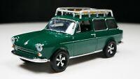 1969 Volkswagen Type 3 Squareback 1/64 Scale  Diecast Diorama Car Real Riders