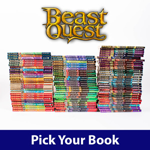 Beast Quest Books - PICK YOUR BOOK - 1 to 81 Availiable - Adam Blade