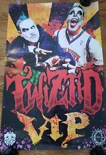 Twiztid - Vip Poster insane clown posse blaze ya dead homie icp v.i.p. tour amb