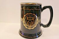 George Washington University 1966 Black & Gold Beer Stein/Mug