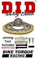 Honda CBR1000RR 8-G (520 Race) 08-16 DID Upgrade Chain And Sprocket Kit + Tool