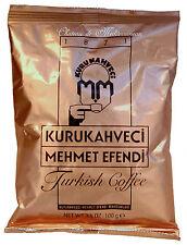 Turkish Coffee 100g   MehMet Efendi   Ground Roasted Beans