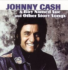 Johnny Cash- A Boy Named Sue and Other Story Songs (Sony 28791 NEW CD)