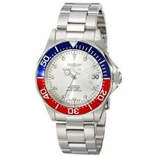 Invicta 17041 Gent's Silver Dial Steel Bracelet Automatic Watch