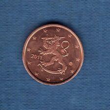 Finlande - 2011 - 2 centimes d'euro - Pièce neuve de rouleau -