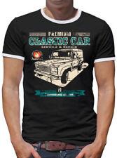 Markenlose Oldtimer Herren-T-Shirts