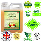 PURE RAW Apple Cider Vinegar with Mother Apple cider Weight Loss Detox All Sizes