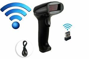 Lettore codice a barre pistola scanner codice 1D laser wireless Q-A203