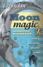 Everyday Moon Magic Spells & Rituals Book ~ Wiccan Pagan Metaphysical Supply