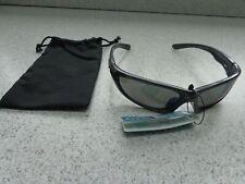 Eyelevel Thunderbolt Sports Sunglasses Grey Cat-3 UV400 Shatterproof Lenses