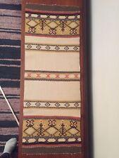 Traditional Vintage Norwegian Wool Table Runner