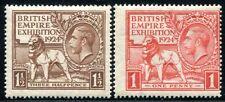 GB 1924 166-167C ** POSTFRISCH (A8680
