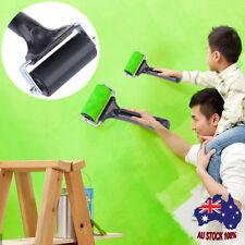 6cm Heavy Duty Hard Rubber Roller Printing Inks Lino Brayer Art Craft Tool AU