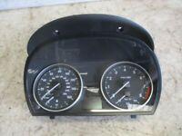 Compteur de Vitesse Instrument Tableau Bord Intégré Mp / H+ Km/H BMW 3 Coupé