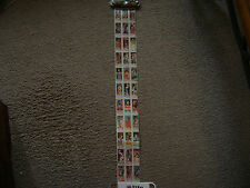 1980/81 Topps Basketball Uncut Sheet 33 With Bird Rc Erving Plus Great Condition